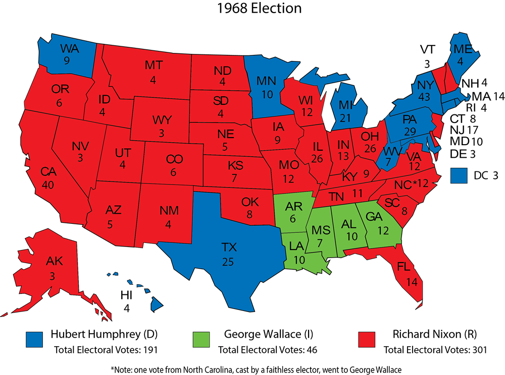 Larry J Sabato S Crystal Ball History In Red And Blue And Green And Purple