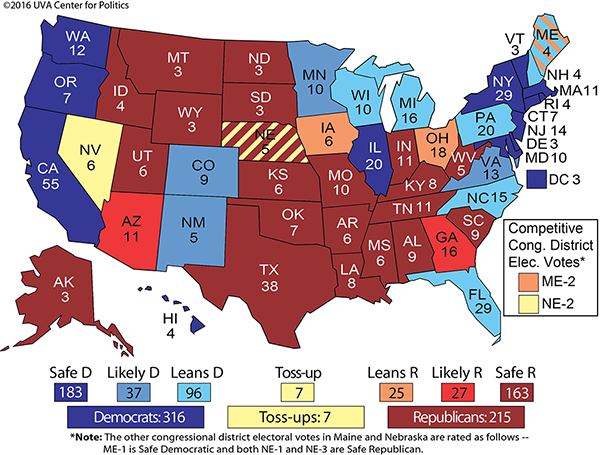 electoral college political debate The citizens of the united states do not elect their president directly when  americans cast their vote for a presidential candidate, they are really voting for an .