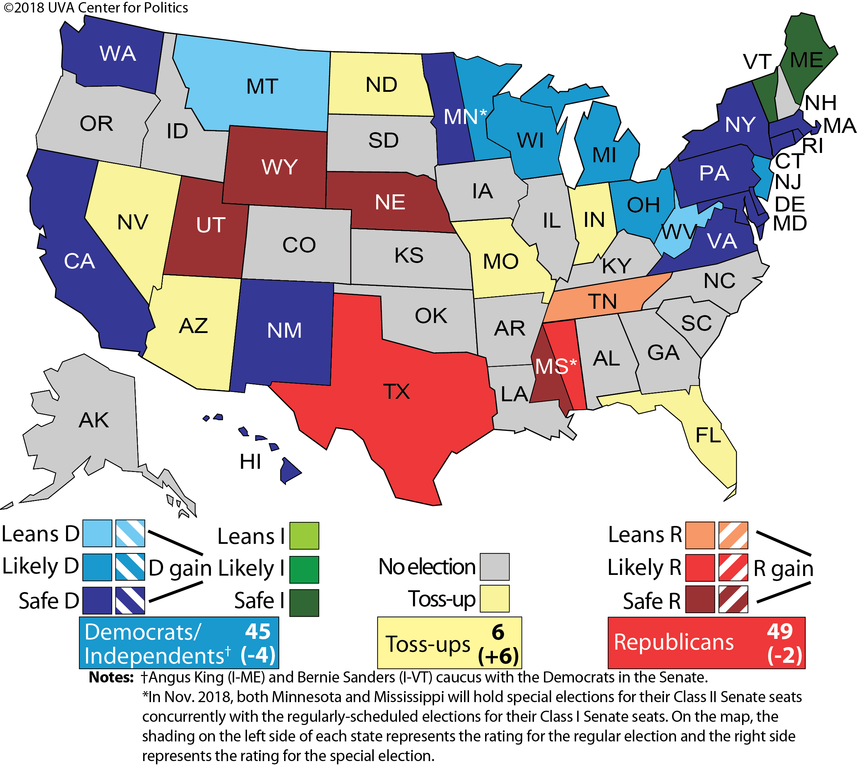 map 1 crystal ball senate ratings