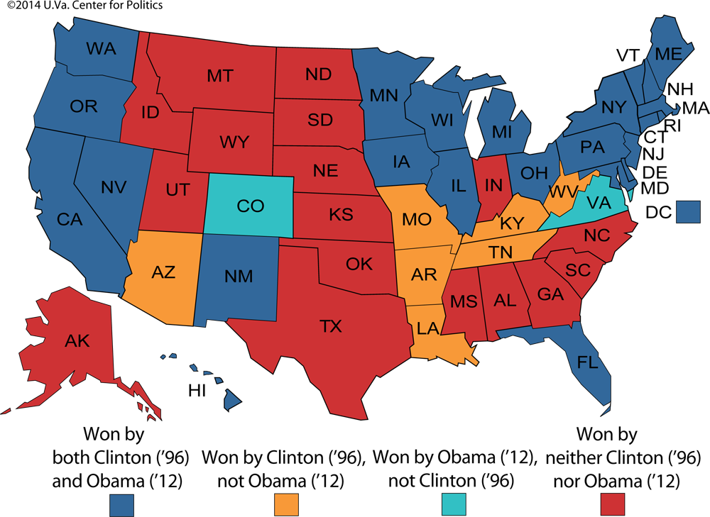 BARACK OBAMA AND BILL CLINTON: COMPLEMENTARY STRENGTHS : Larry J ...