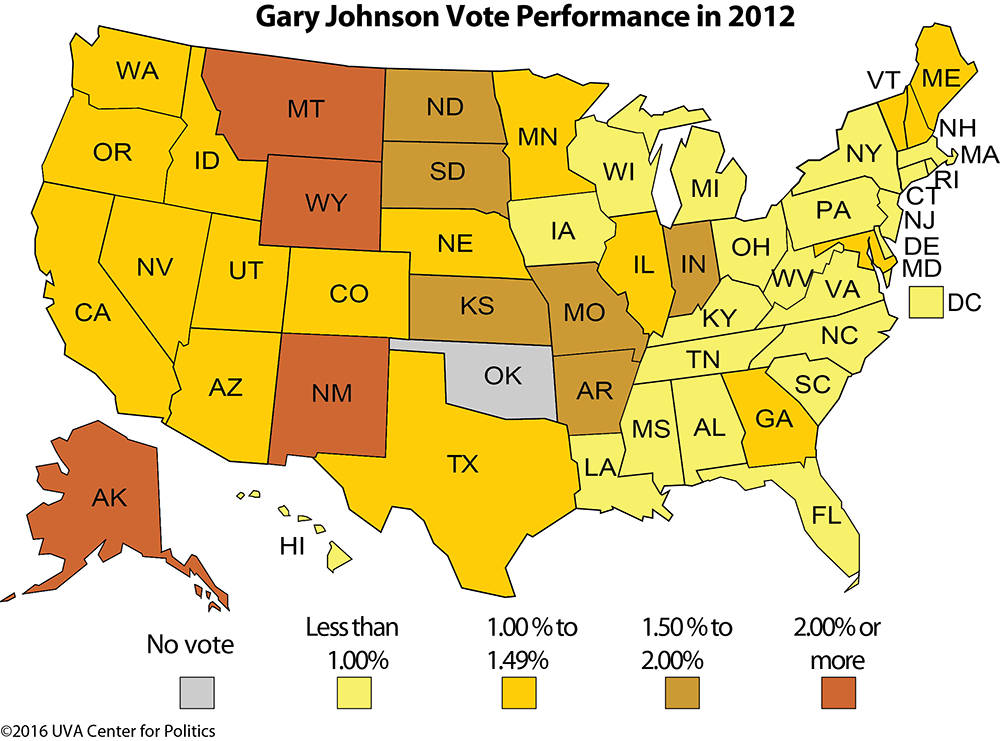 Maps 2 And 3 The Last Time Out Johnson And Stein At The Ballot Box In 2012