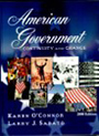 Book Cover - American Government: Continuity and Change, 2000 Edition, Hardcover