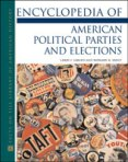 Book Cover - Encyclopedia Of American Political Parties And Elections