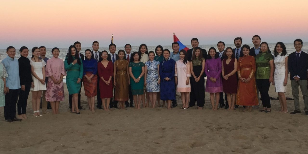 Leaders Advancing Democracy Mongolia 2017-2020