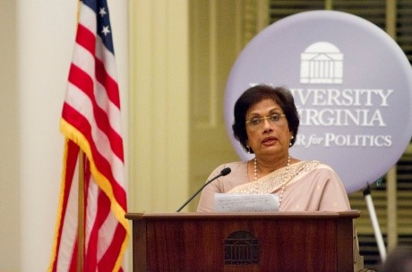 The Absence of War is Not Peace: Chandrika Kumaratunga, President of Sri Lanka 1994 - 2005