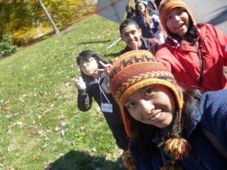 Youth Ambassadors Program for South America 2012, & 2013 Argentina, Bolivia, Chile, Peru