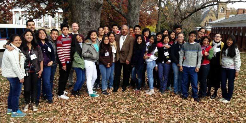 Youth Ambassadors Program for South America 2014 Argentina, Bolivia, Chile, Ecuador, & Peru