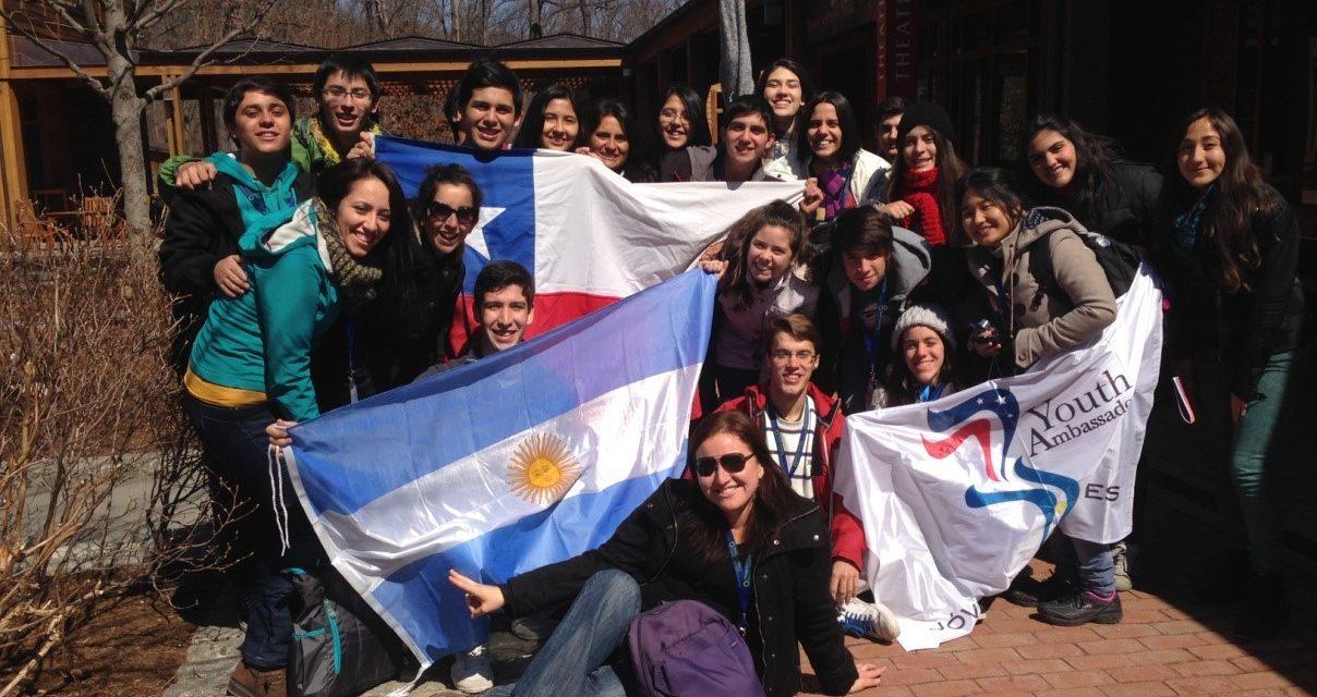 UVA Center for Politics Awarded <br>Youth Ambassadors Exchanges