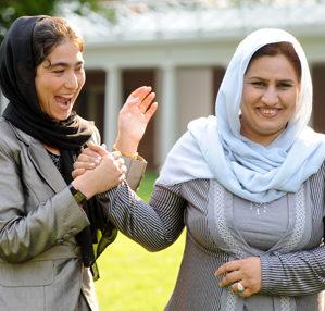 U.S.- Afghanistan Professional Partnership Program 2011 - 2012 (Charlottesville & Kabul)