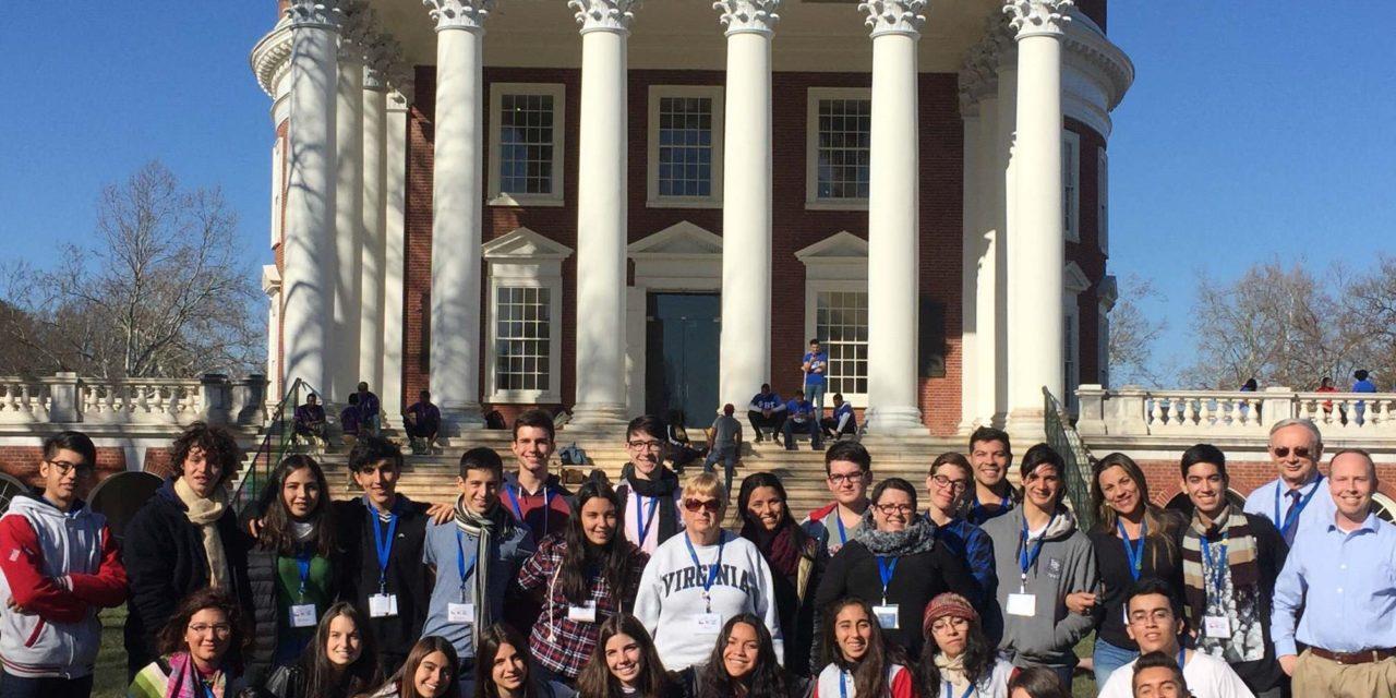 Youth Ambassadors Program for South America 2018 Argentina, Chile, Bolivia, and Peru