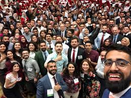 UVA Center for Politics Hosts 100 Iraqi Undergraduate Students