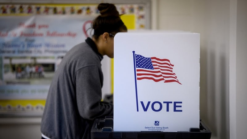 WHY VOTING MATTERS