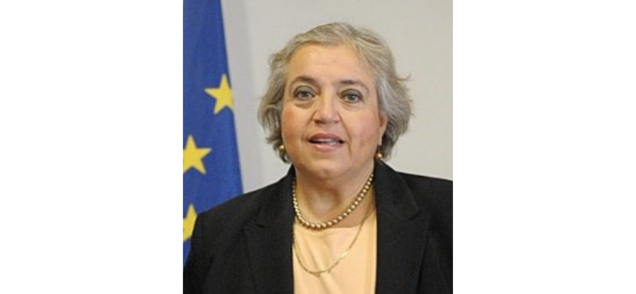 Her Excellency Alexandra Papadopoulou Ambassador of Greece to the U.S.