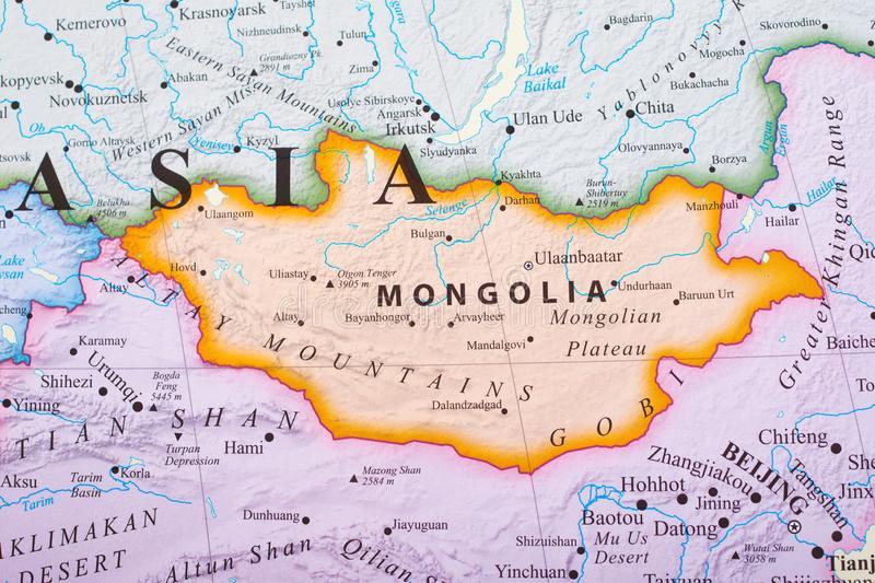 UVA Center for Politics Hosts Mongolia Delegation