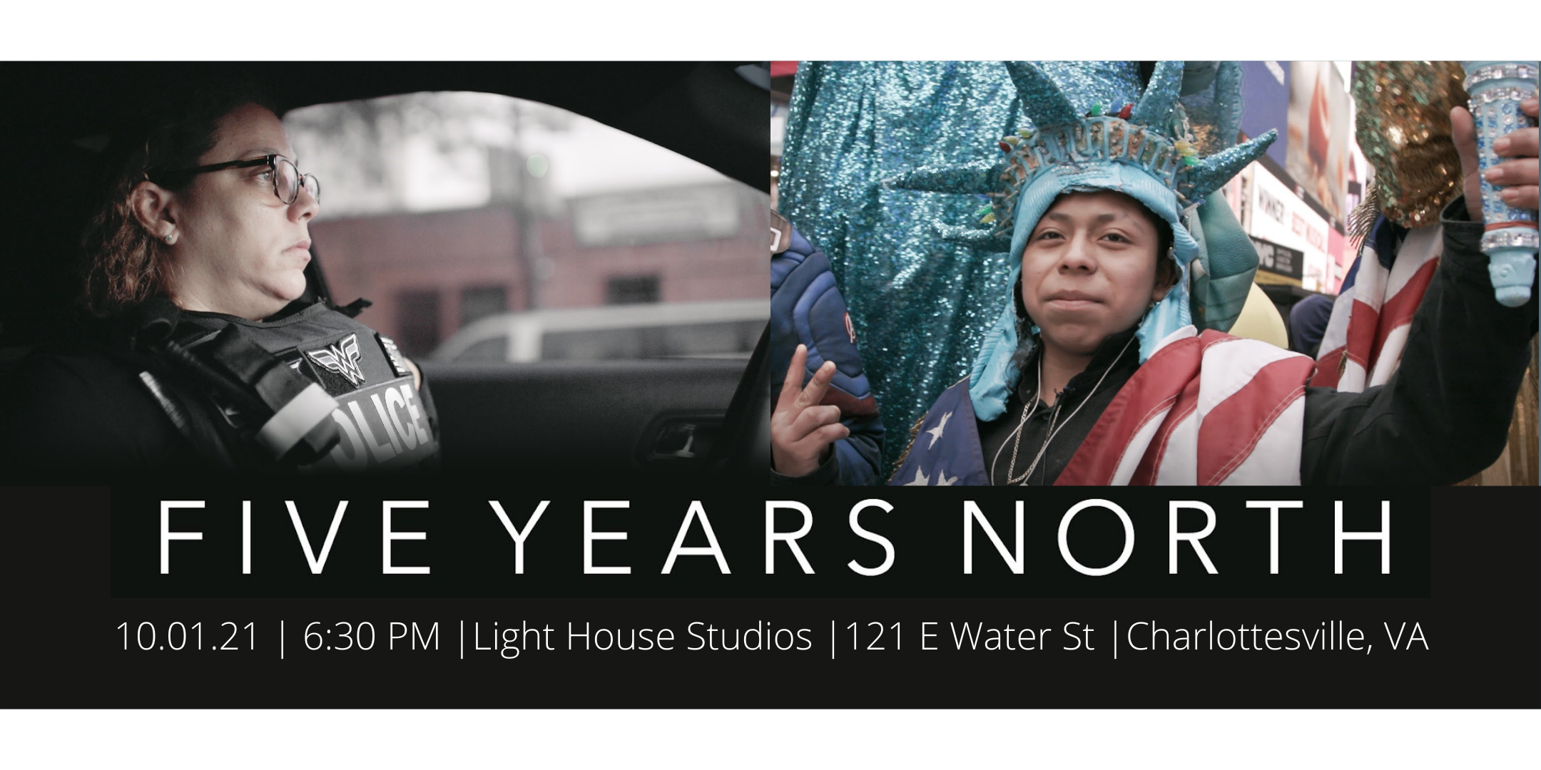 """UVA Center for Politics Premieres New PBS Feature Documentary """"Five Years North"""""""